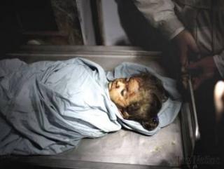 Жертвой израильской атаки стала 4-летняя девочка