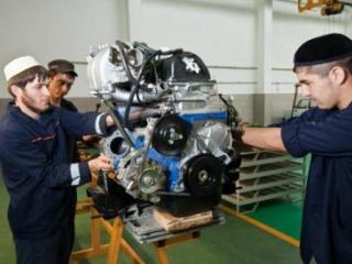 В 2013 году число рабочих мест на заводе «Чеченавто» было увеличено с 86 до 213 человек