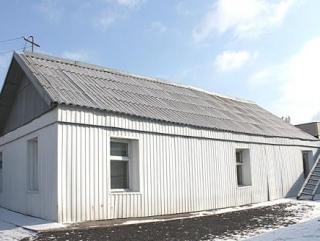 Один из двух молитвенных домов в Белово