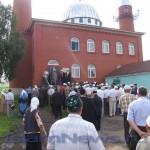 Открытие новой мечети в Сафаджае, Нижегородская область