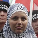"На митинге в Москве ""Ислам против террора"" 20.04.10 г."