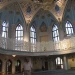 Мечеть Кул Шариф на территории Казанского кремля