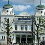 Мусульманский центр в Англии