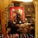 Пятничный намаз в сельской мечети. Нижегородская область