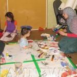 Занятия в детском исламском центре