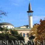 Мечеть в Стокгольме