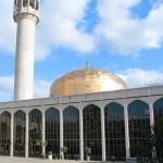 Мечеть в центре Лондона, около Риджентс-Парка