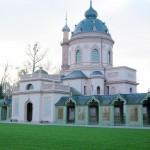 Мечеть на территории Шветцингенского замка