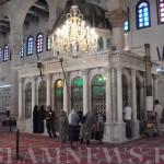 Гробница Иоанна Крестителя (в исламе и христианских арабских церквях - пророк Яхья)