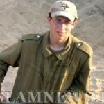 Израильский солдат Гилад Шалит