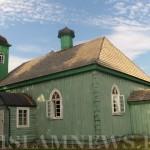 Деревянная мечеть в Польше