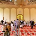 Зал Лондонской центральной мечети