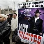 Демонстрация против антиисламского фильма, снятого голландским депутатом Г. Вилдерсом