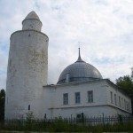 Ханская мечеть, построена в ХV