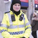 Ясмин Рахман - офицер лондонской полиции
