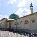 Мечеть в городе Упсала, Швеция