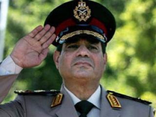 Генерал Абдельфаттах ас-Сиси