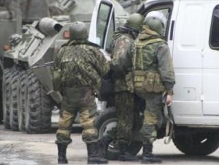 Силовики работают в усиленном режиме. Фото: РИА Новости