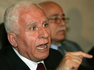 Представитель ФАТХ на переговорах с ХАМАС Аззам аль-Ахмад