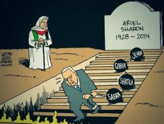 Карикатура (c) Latuff