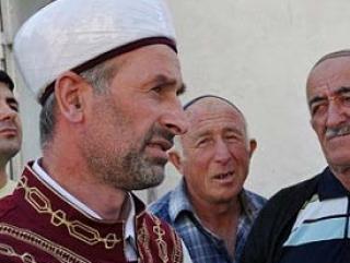 Джемал Паксадзе - ранее законно избранный муфтий Грузии