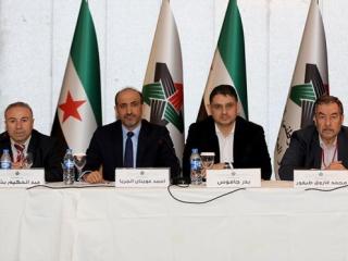 Сирийская оппозиция проголосовала против участия в переговорах. Фото: «Аль-Джазира»