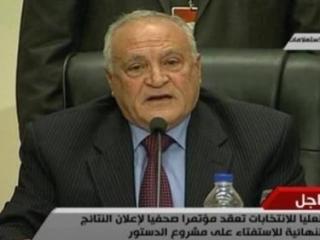 Речь Салиба транслировалась по египетскому телевидению. Фото: «Ватан»