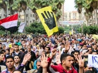 На площади Рабийя аль-Адавийя