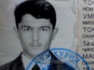 Член исламской партии Таджикистана скончался в заключении