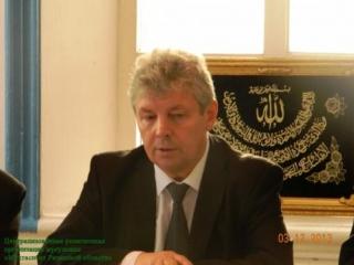 Николай Таскин был другом мусульманской общины