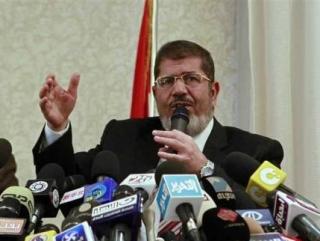 Отстраненный президент Египта Мухаммад Мурси