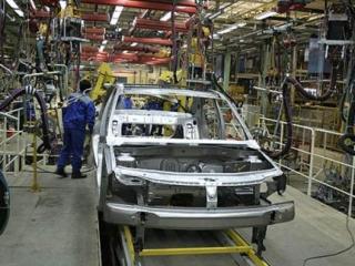На заводе иранского автомобилестроительного концерна «Иран ходро»