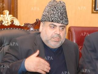 Глава Духовного управления мусульман Кавказа Аллах Шукюр Пашазаде