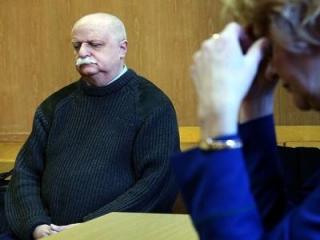 Валерий Вдовенко во время оглашения приговора. (Фото: ИТАР-ТАСС)