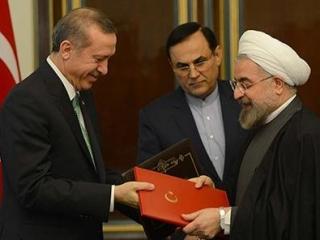 Премьер Турции и президент Ирана