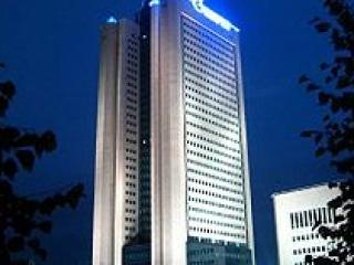 Головной офис «Газпрома» в Москве