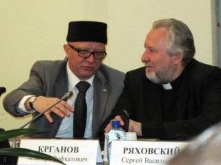 Муфтий Москвы включен в новый состав Общественной палаты