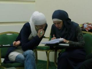 Кавказская молодежь ищет путь к согласию