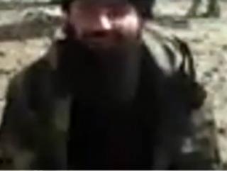 Фрагмент видео с участием Сайфуллы