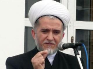 Глава Совета улемов Таджикистана Саидмукаррам Абдулкодирзода