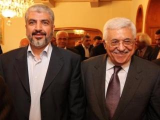 Исмаил Ханийя и Махмуд Аббас - главы двух администраций одной Палестины
