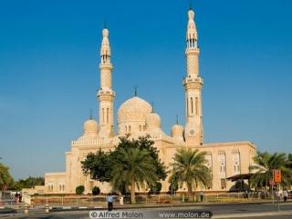 Мечеть шейха Мухаммада бин Рашида в ОАЭ. На ее базе будет развиваться проект «смарт-мечети»