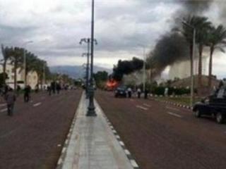 В Египте взорван туристический автобус