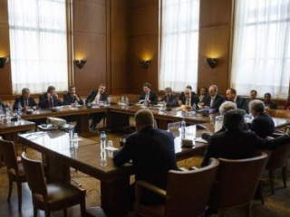 Трехсторонняя встреча по Сирии в формате США-Россия-ООН