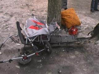 Служитель РПЦ, сбивший женщину с ребенком, отстранен от службы