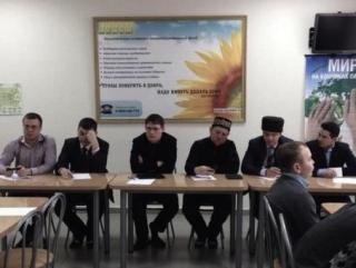 В Казани прошел круглый стол мусульманских волонтеров