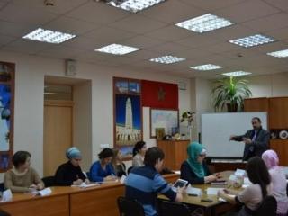 Зачем в Казани разбирали арабские диалекты