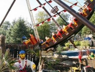 Тематический парк «Леголенд» (Legoland)