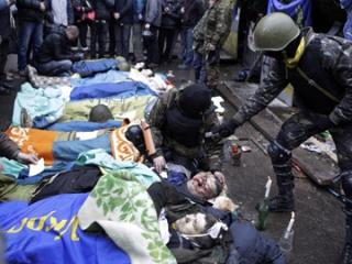 В Киеве гражданская война — 100 убитых