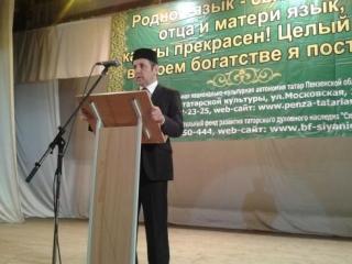 Бакир Акжигитов: Как здорово, что все мы здесь сегодня собрались